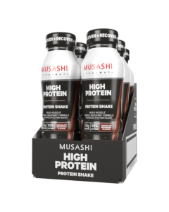 Musashi High Protein RTD Box of 6