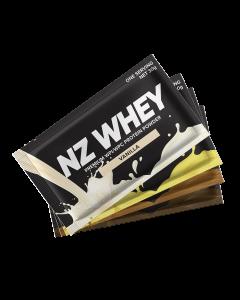 Xplosiv NZ Whey Premium WPI/WPC Protein Powder 4 Pack
