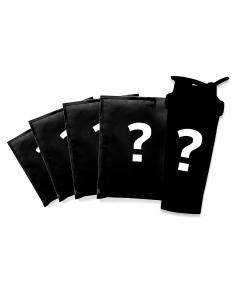 5 Random Sample Packets + Shaker