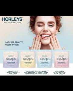 Horleys SCULPT Pure Marine Collagen 100g
