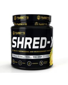 Raiseys Shred-X Ultimate Thermogenic And Neuro  40 Serve