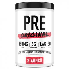 Staunch Nutrition Pre-Original