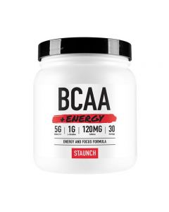 Staunch Nation Bcaa + Energy 30 Serve