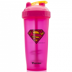 Perfect Shaker - Pink Supergirl