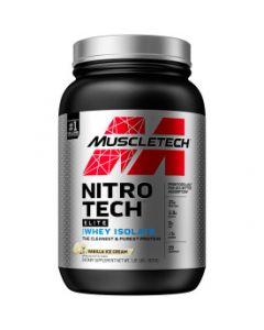 Muscletech 100% Nitro-Tech Whey Isolate Elite 1.8lb