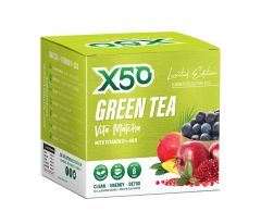 Green Tea x50 Vita Matcha - Assorted Christmas Pack 60 Serve