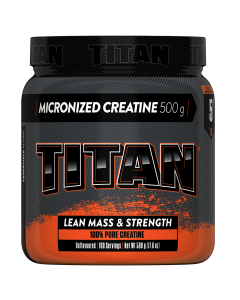Titan Micronized Creatine 500g