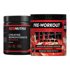 Titan Pre-Workout 30 Serve