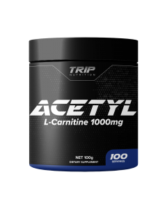 Trip Nutrition Acetyl L-Carnitine 100 Serve