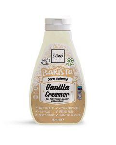 Vanilla BARISTA Zero Calorie Sugar Free Non-Dairy Creamer 425ml