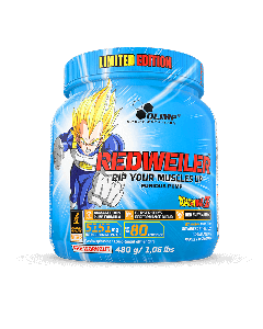 Dragon Ball Z Super Saiyan Vegeta Pre-workout 80 Standard Serves