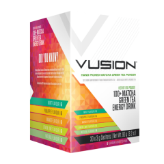 Vusion 100+ Matcha Green Tea 30 Serve
