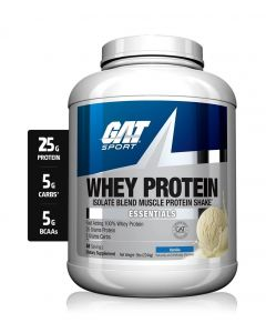 Gat Essentials 100% Whey Protein 5 lb
