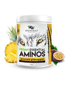White Wolf Nutrition Vegan Essential Amino Acid 30 Serve