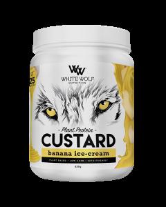 WHITE WOLF Plant Protein Custard 850g