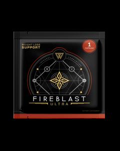 Wizard Nutrition Fireblast Ultra V2 1 Cap Sample