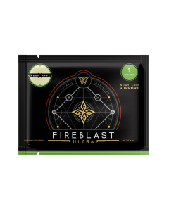 Wizard Nutrition Fireblast Ultra Powder V2 1 Serve Sample