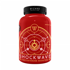 Wizard Nutrition Shockwave - Testosterone Booster