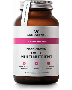 Wild Nutrition Food Grown Daily Multi Nutrient (Womans) 60 Cap