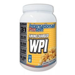 International Protein Amino Charged Whey Protein Isolate 1.25kg