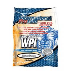 International Protein Amino Charged Whey Protein Isolate 909g