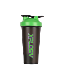 Xplosiv Shaker 600ml - Green & Black