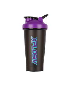 Xplosiv Shaker 600ml - Purple & Black