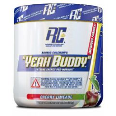 Ronnie Coleman Yeah Buddy Pre-Workout 30 Serve