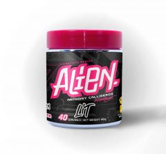 Alien Lit Thermogenic Fat Burner