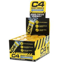 C4 Shot Rocks 15g 12 Pack