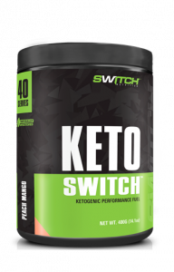Switch Nutrition Keto Switch 40 Serve