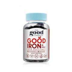 Good Iron + Vita-C 90 Gummies