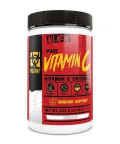 Mutant Pure Vitamin C Crystals  - Massive 824 Serve