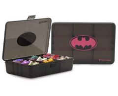 Licensed Chest Pink Batman Pill Container/48  CS