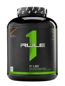 Rule1 LB's High Calorie Mass Gainer 6lb