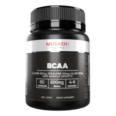 Musashi BCAA 60cap