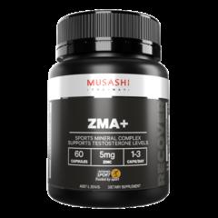 Musashi ZMA 60cap