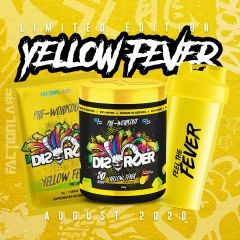 Faction Labs Disorder Pre-Workout (Limited Pre-Order Combo)
