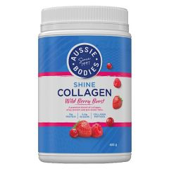 Aussie Bodies Shine Collagen 455g