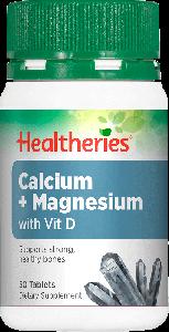Healtheries Calcium 1000 Plus 50 Tab