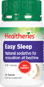 Healtheries Easy Sleep 60 Tab