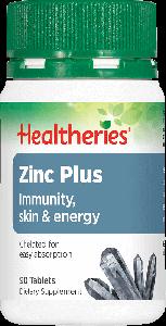 Healtheries Zinc Plus 90 Tab