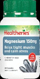 Healtheries Magnesium 60 Cap