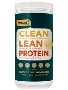 Nuzest Clean Lean Protein Gluten Free & Vegan Friendly 1kg