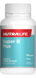 Nutra Life Super B Plus 60 Cap