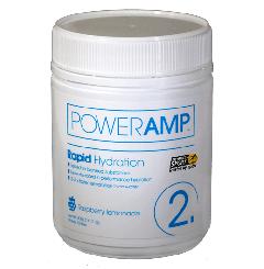 PowerAmp Rapid Hydration 400g