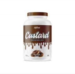 Inspired Custard Casein Protein + MCT