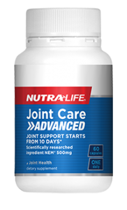 Nutra-Life Joint Care Advanced 60 Cap
