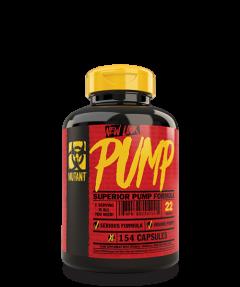 Mutant Pump 154caps