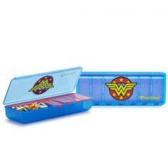 Licensed Weekly Wonder Woman Pill  Container/48 CS